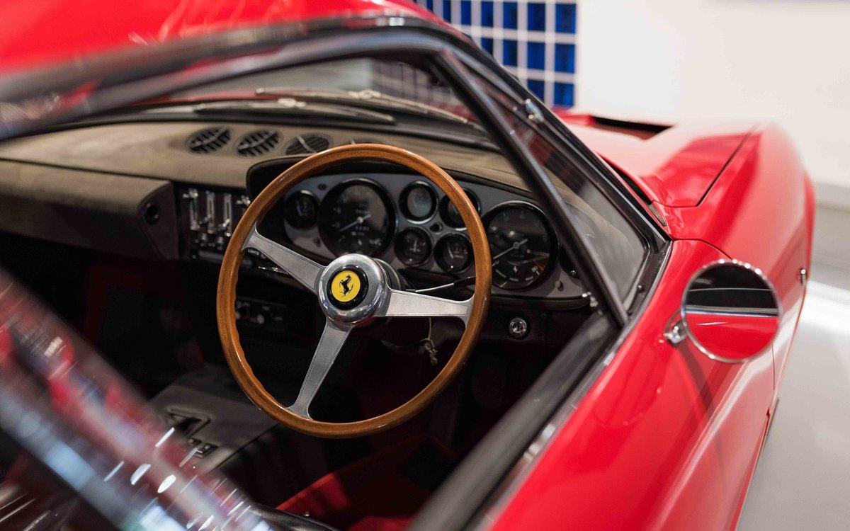 1969 Ferrari Daytona Plexi RHD For Sale (picture 10 of 15)