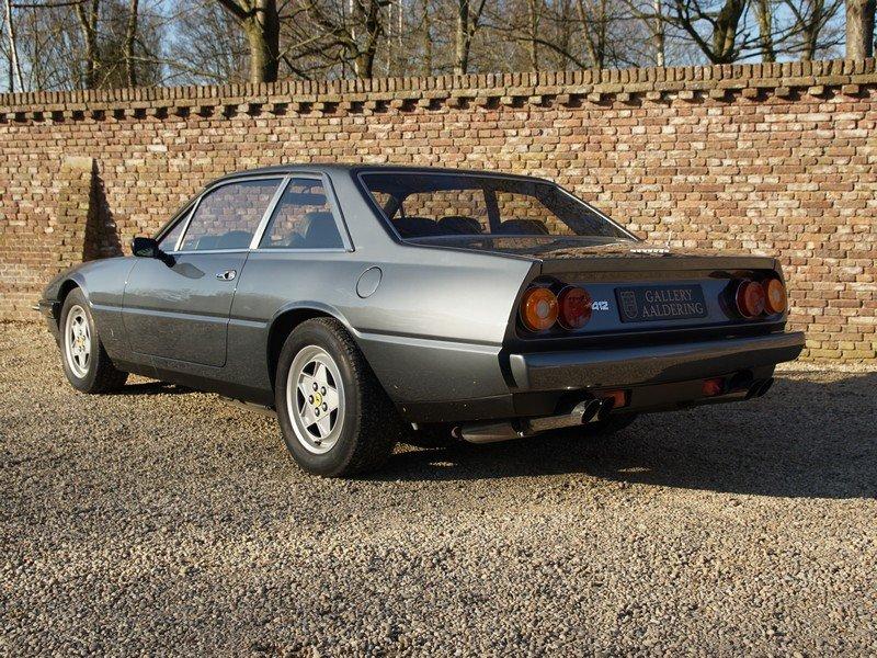 1987 Ferrari 412i For Sale (picture 2 of 6)