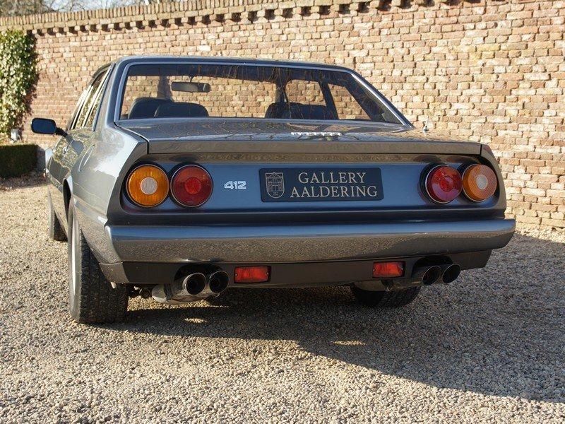 1987 Ferrari 412i For Sale (picture 6 of 6)