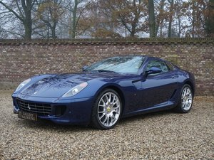 Ferrari 599 GTB Manual 6-Speed Second owner, full history, v