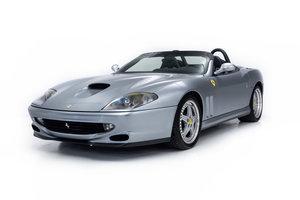 2001 550 Barchetta (LHD, 22k KM)
