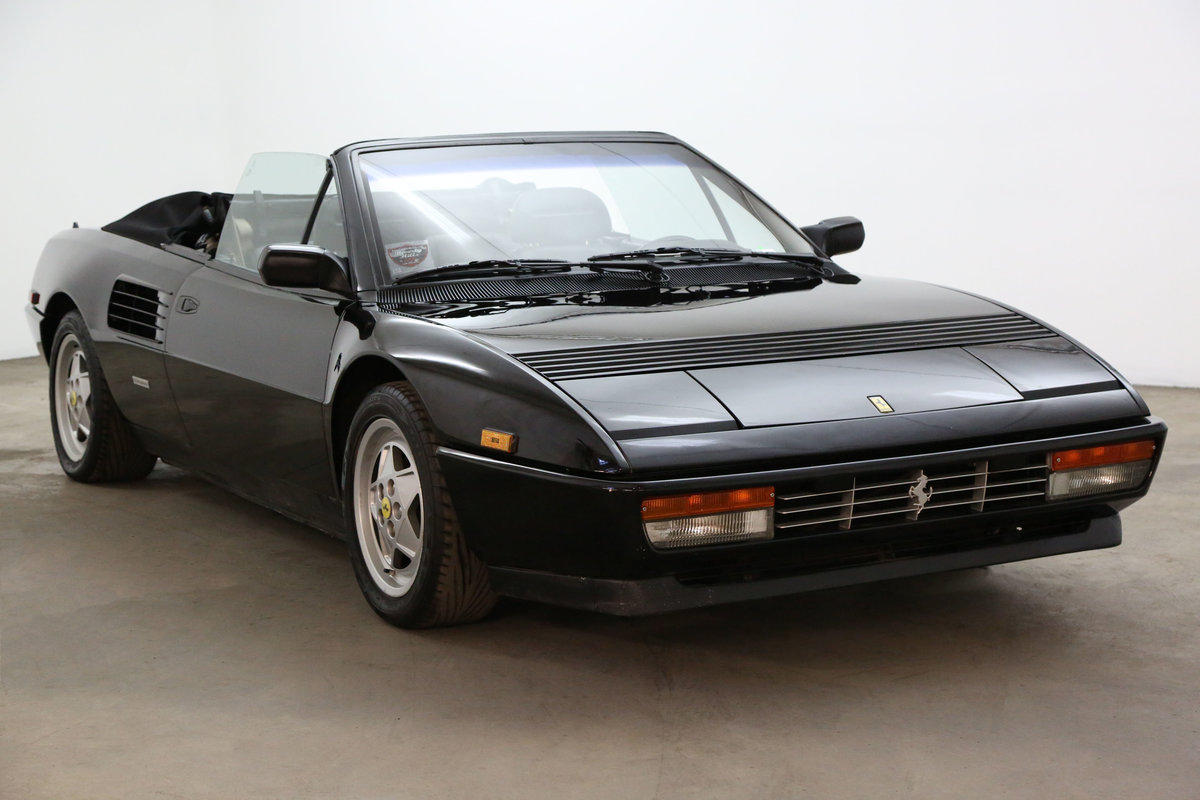 1989 Ferrari Mondial T Cabriolet For Sale (picture 1 of 6)