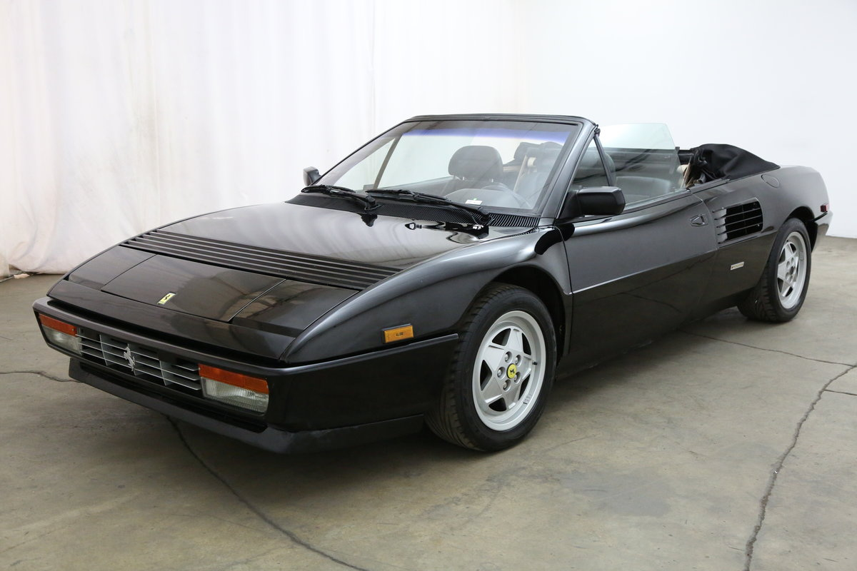 1989 Ferrari Mondial T Cabriolet For Sale (picture 3 of 6)