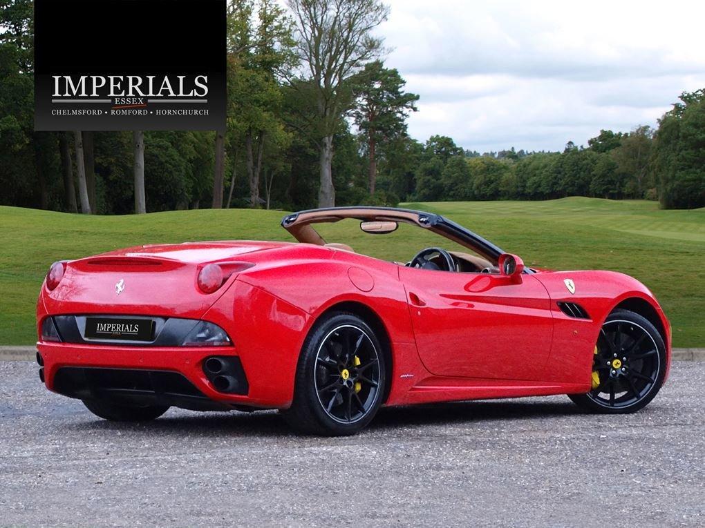 2010 Ferrari  CALIFORNIA  4.3 Cabriolet Auto  74,948 For Sale (picture 4 of 24)