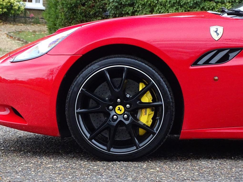 2010 Ferrari  CALIFORNIA  4.3 Cabriolet Auto  74,948 For Sale (picture 5 of 24)
