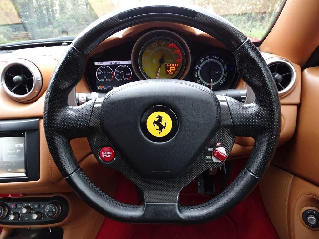 2010 Ferrari  CALIFORNIA  4.3 Cabriolet Auto  74,948 For Sale (picture 7 of 24)