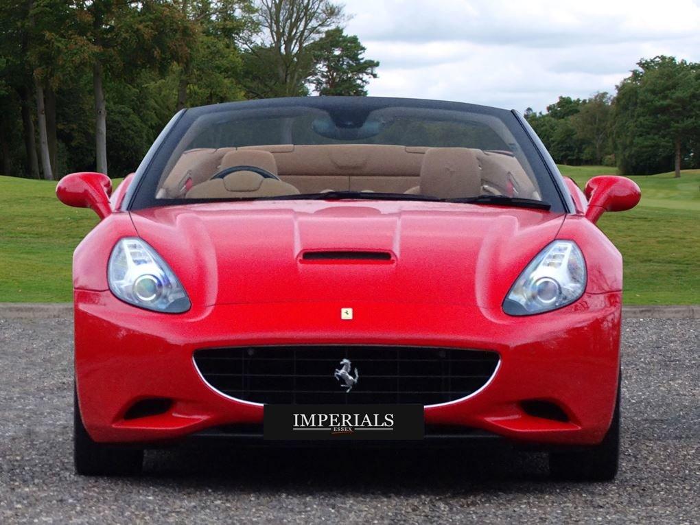 2010 Ferrari  CALIFORNIA  4.3 Cabriolet Auto  74,948 For Sale (picture 10 of 24)
