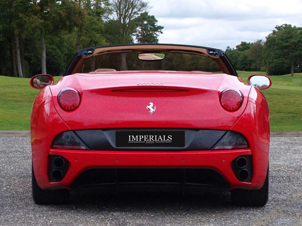 2010 Ferrari  CALIFORNIA  4.3 Cabriolet Auto  74,948 For Sale (picture 11 of 24)