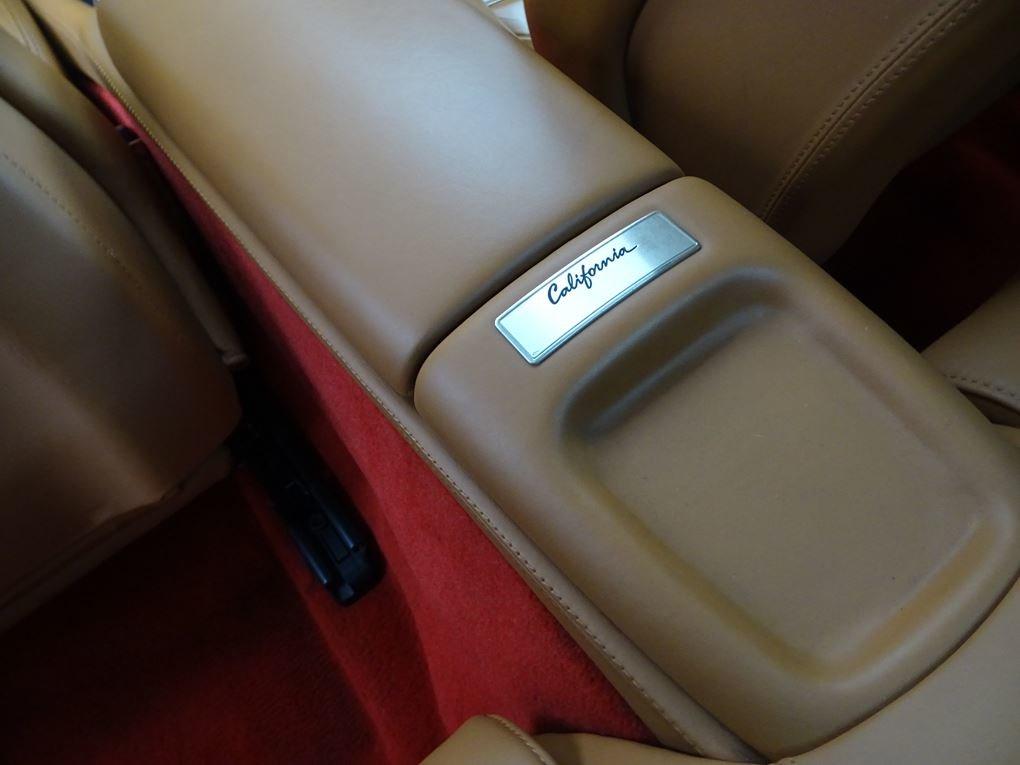 2010 Ferrari  CALIFORNIA  4.3 Cabriolet Auto  74,948 For Sale (picture 17 of 24)