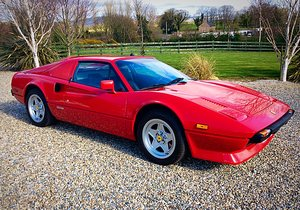 FERRARI 308 GTSi LHD - LOW MILEAGE STUNNER THROUGHOUT - PX