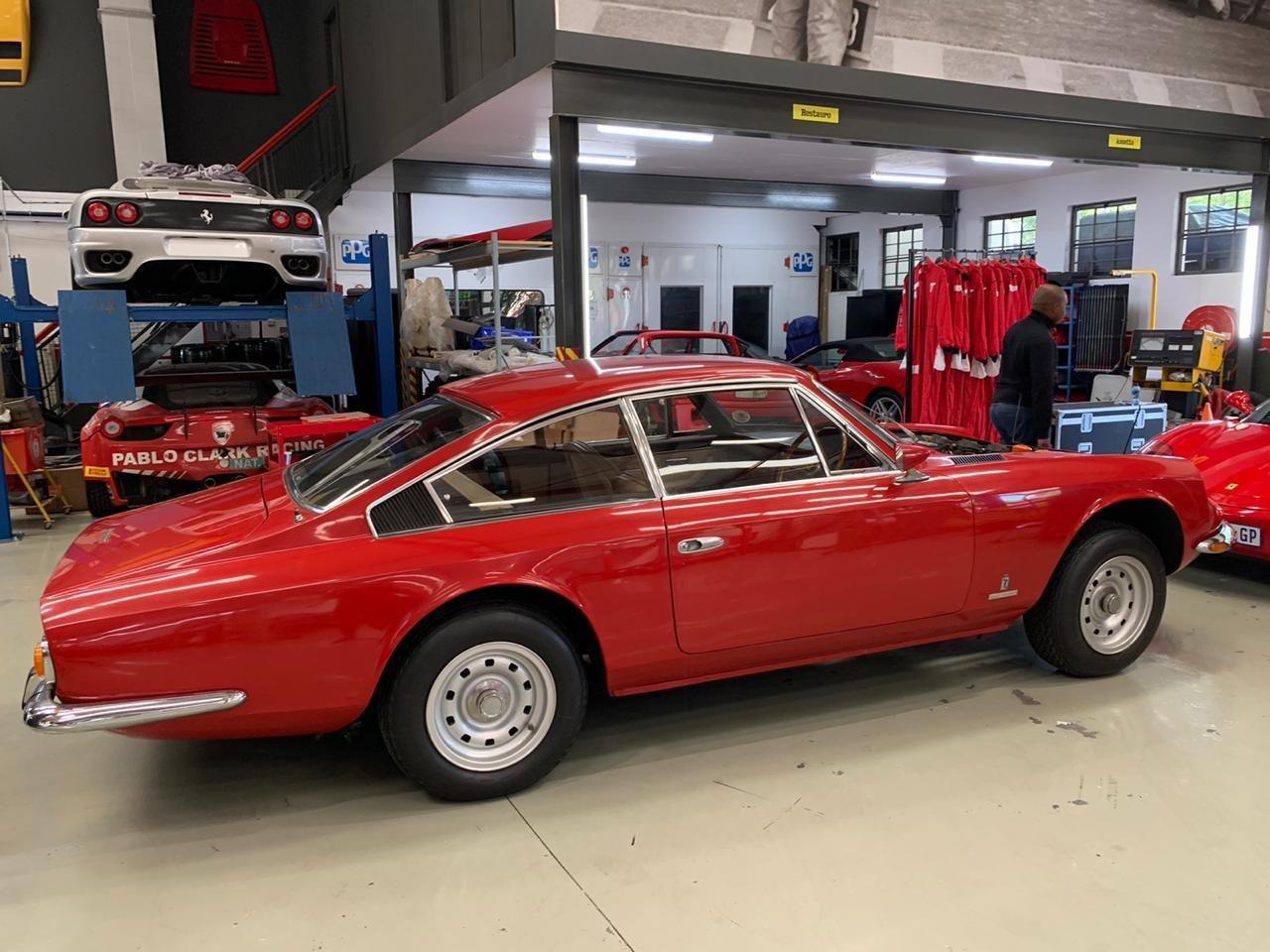 1968 Ultra rare Ferrari 365 RHD!!! For Sale (picture 1 of 6)