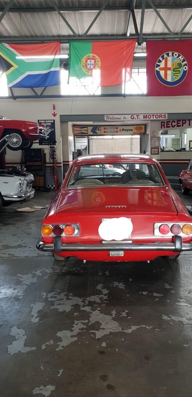 1968 Ultra rare Ferrari 365 RHD!!! For Sale (picture 2 of 6)