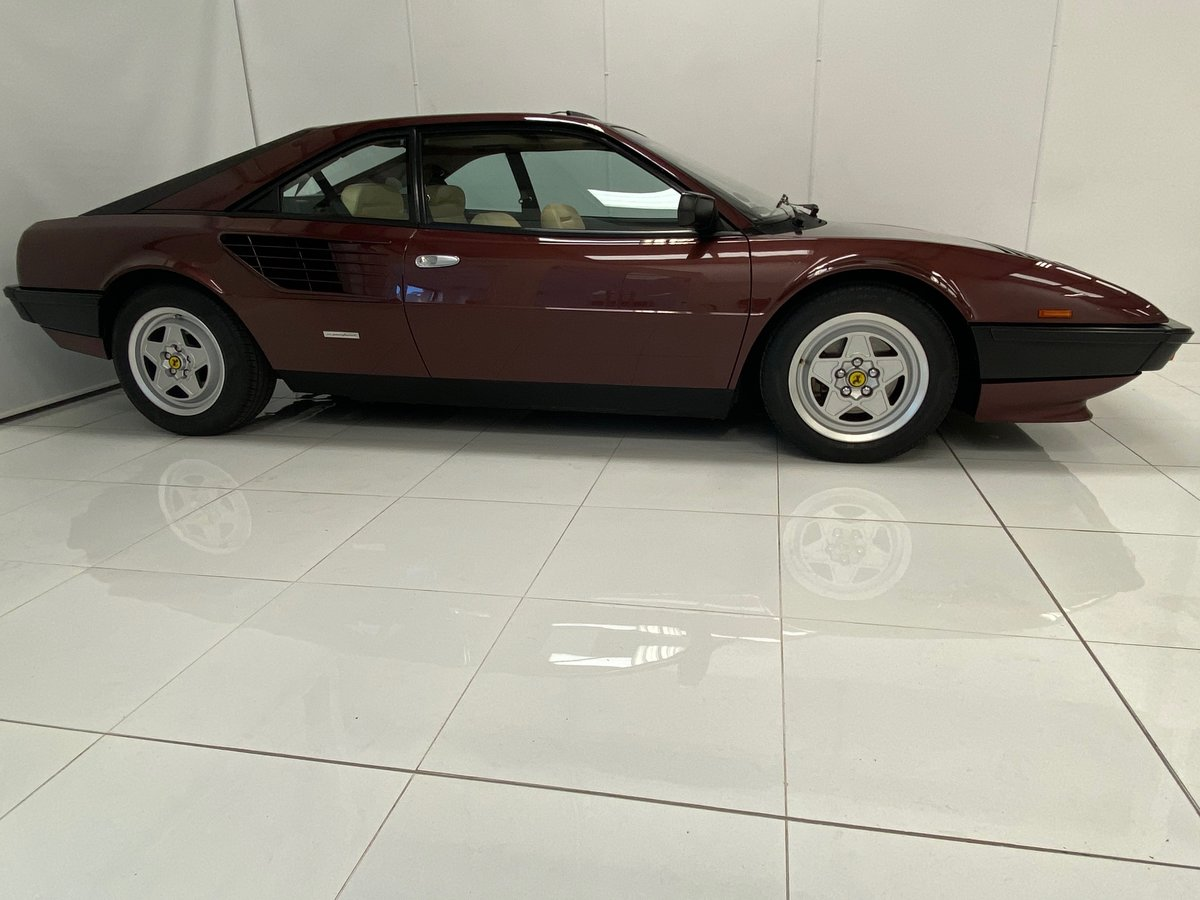 1984 Ferrari Mondial QV UK RHD One of only 4 ever made! For Sale (picture 1 of 6)