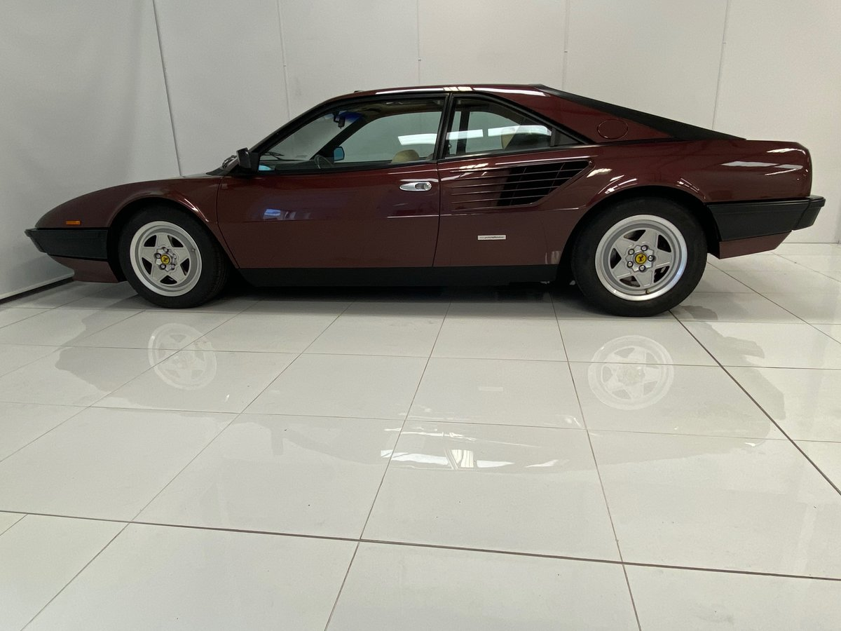 1984 Ferrari Mondial QV UK RHD One of only 4 ever made! For Sale (picture 2 of 6)