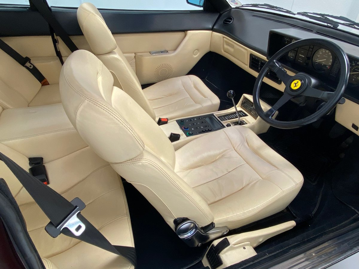 1984 Ferrari Mondial QV UK RHD One of only 4 ever made! For Sale (picture 3 of 6)