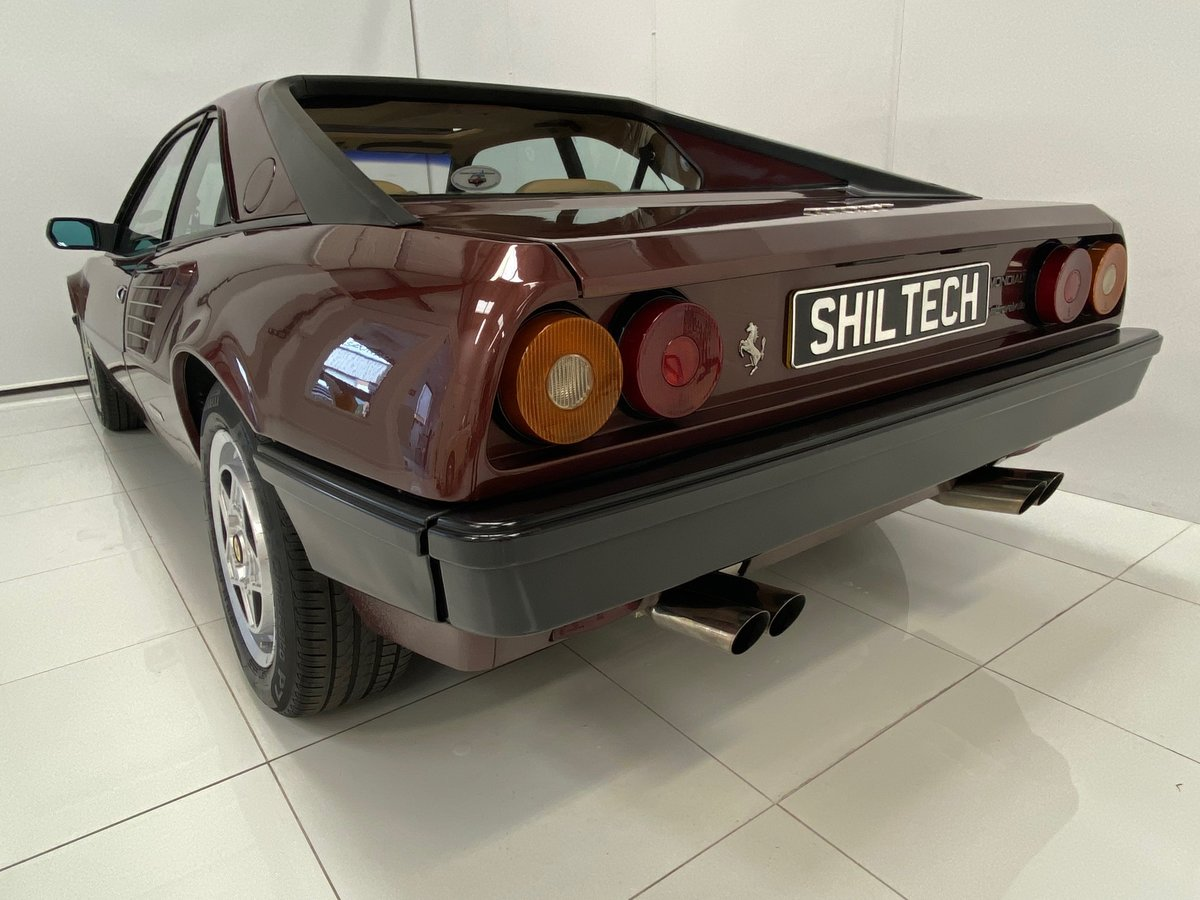 1984 Ferrari Mondial QV UK RHD One of only 4 ever made! For Sale (picture 5 of 6)