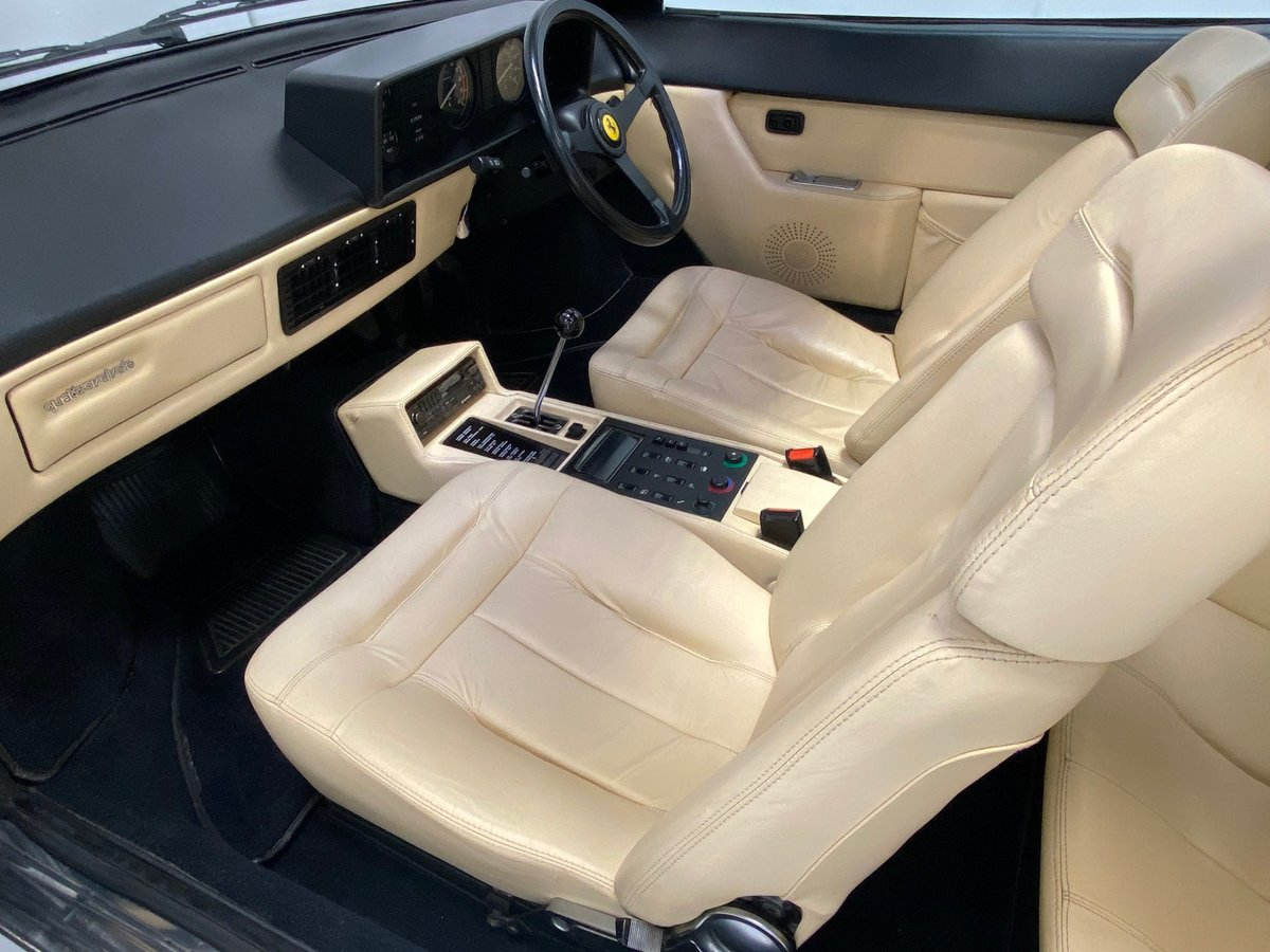 1984 Ferrari Mondial QV UK RHD One of only 4 ever made! For Sale (picture 6 of 6)