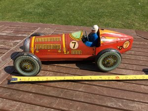 Model car mettoy giant c1947