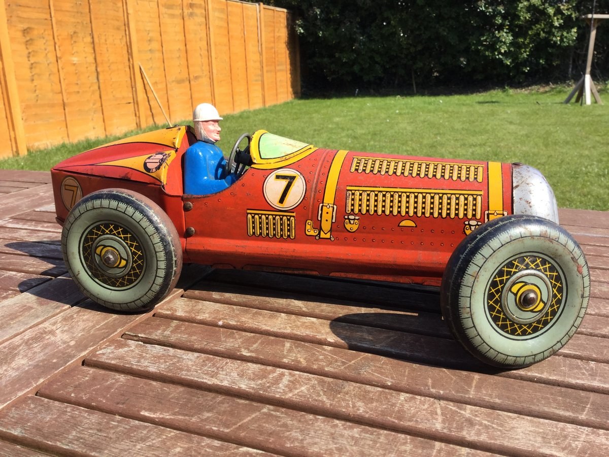 Model car mettoy giant c1947 For Sale (picture 2 of 6)