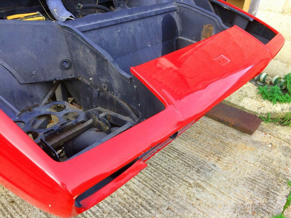 1975 Ferrari Dino 208 GT4 Body and Chassis LHD For Sale (picture 4 of 6)