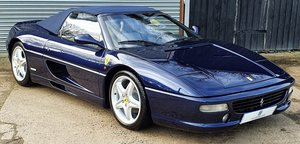1997 Stunning Ferrari F355 Spider - LHD - 6 Speed Manual For Sale