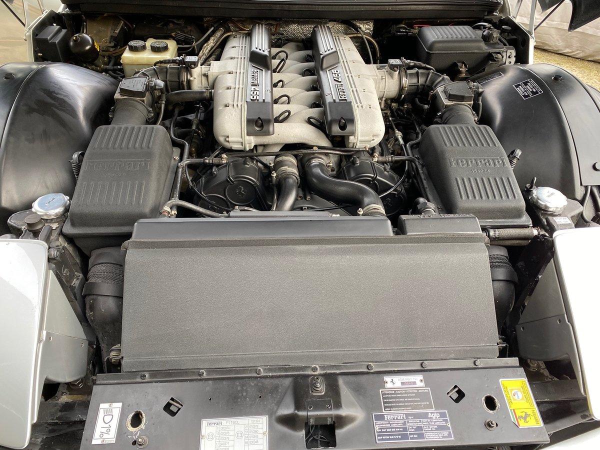 1996 Ferrari 456gt 6 Speed Manual Right Hand Drive SOLD