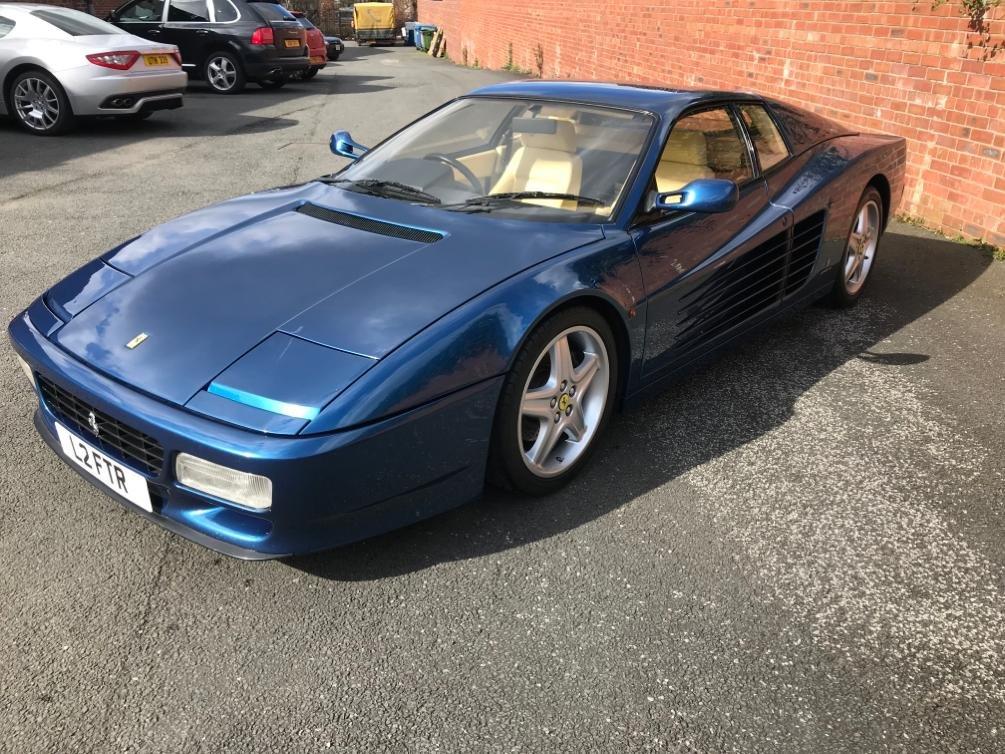 1993 Ferrari 512TR For Sale (picture 1 of 6)