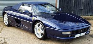 1997 Stunning Ferrari F355 Spider - LHD - 6 Speed Manual