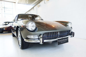 AUS del. 330 GT, restored, 1 of just 36 ever produced in RHD