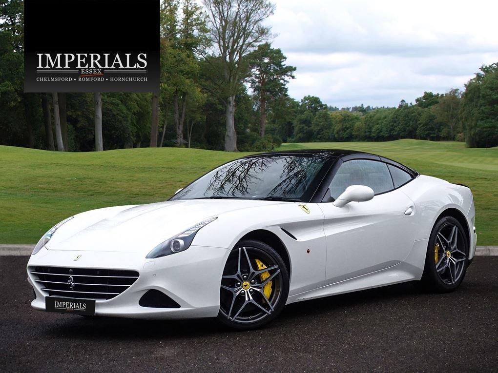 2014 Ferrari  CALIFORNIA  T 3.9 V8 CABRIOLET DCT F1 AUTO  99,948 For Sale (picture 2 of 6)
