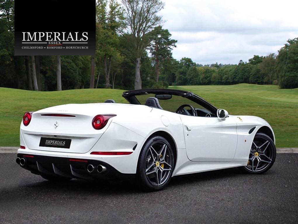 2014 Ferrari  CALIFORNIA  T 3.9 V8 CABRIOLET DCT F1 AUTO  99,948 For Sale (picture 6 of 6)