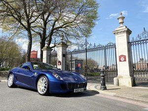 Picture of 2007 Ferrari 599GTB Fiorano F1 - 10.750 miles only SOLD