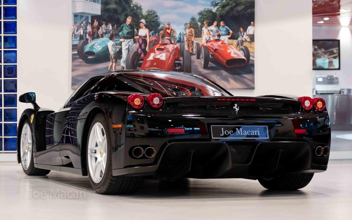 2004 Ferrari Enzo original Nero For Sale (picture 8 of 16)