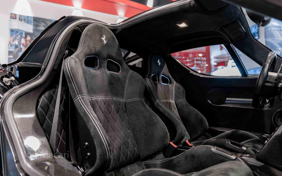 2004 Ferrari Enzo original Nero For Sale (picture 12 of 16)