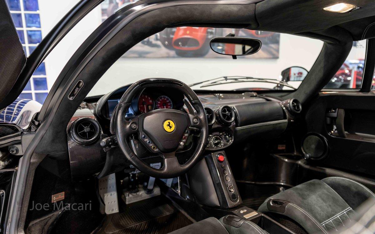 2004 Ferrari Enzo original Nero For Sale (picture 13 of 16)