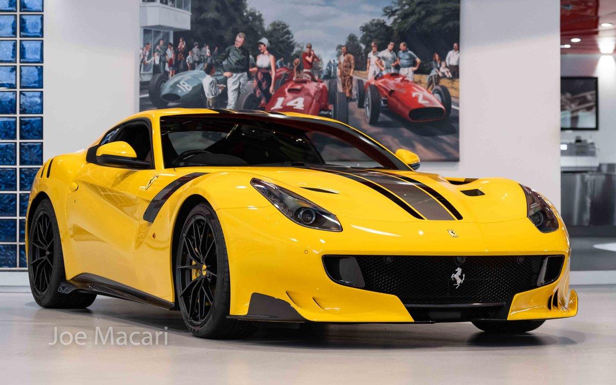 2017 Ferrari F12 TDF RHD For Sale (picture 1 of 18)
