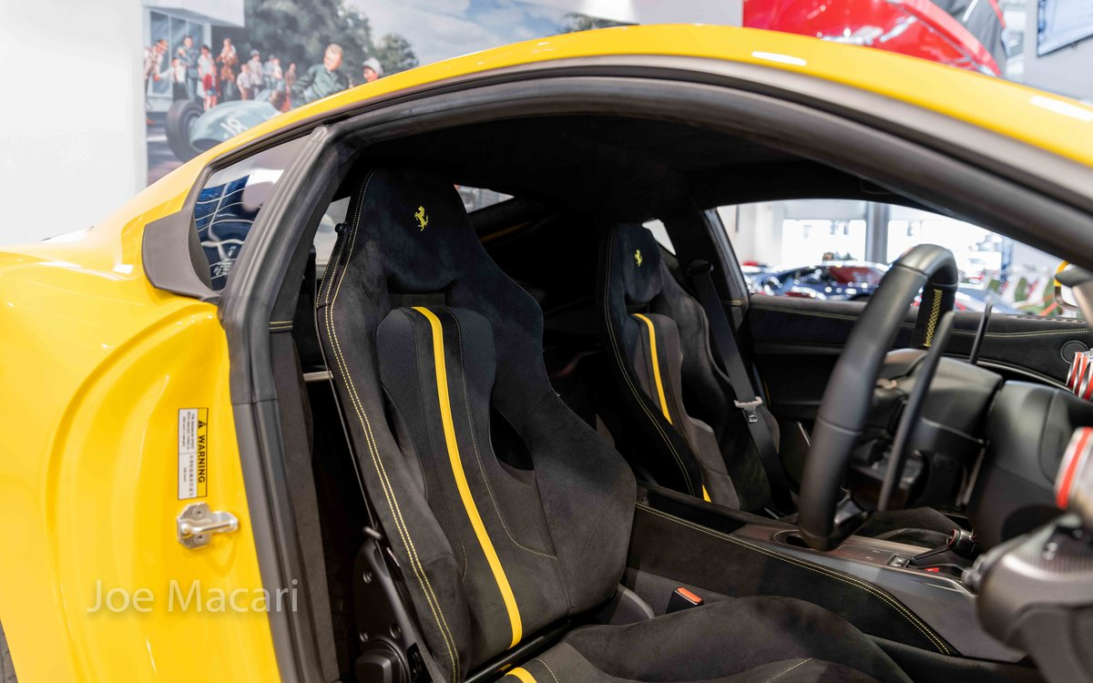 2017 Ferrari F12 TDF RHD For Sale (picture 12 of 18)