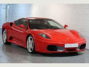 2005 Ferrari F430 4.3 F1 2dr COUPE LHD F1