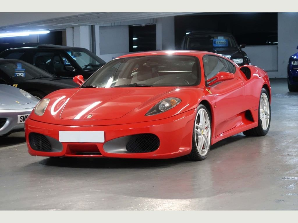2005 Ferrari F430 4.3 F1 2dr COUPE LHD F1 For Sale (picture 4 of 6)