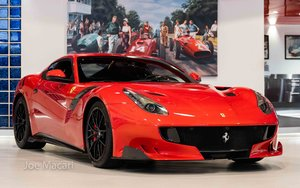 2016 Ferrari F12 TDF LHD For Sale