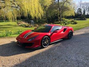 Ferrari  488 PISTA  VS COUPE AUTO  319,948