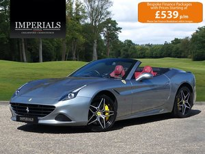2016 Ferrari  CALIFORNIA  T CABRIOLET AUTO  99,948 For Sale
