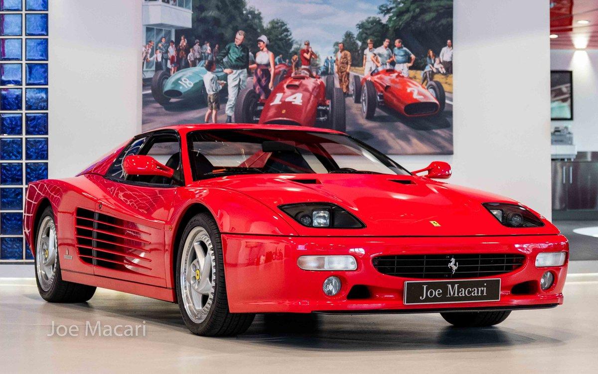1994 Ferrari 512M For Sale (picture 1 of 15)