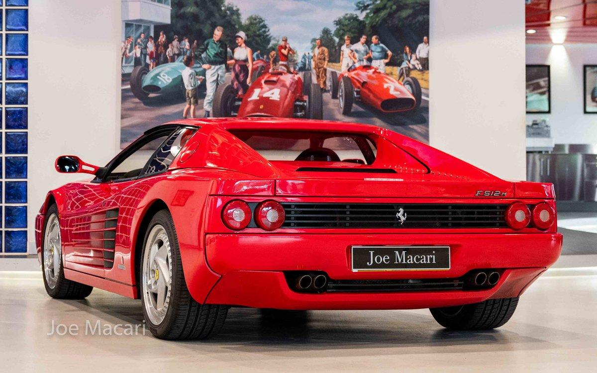 1994 Ferrari 512M For Sale (picture 7 of 15)