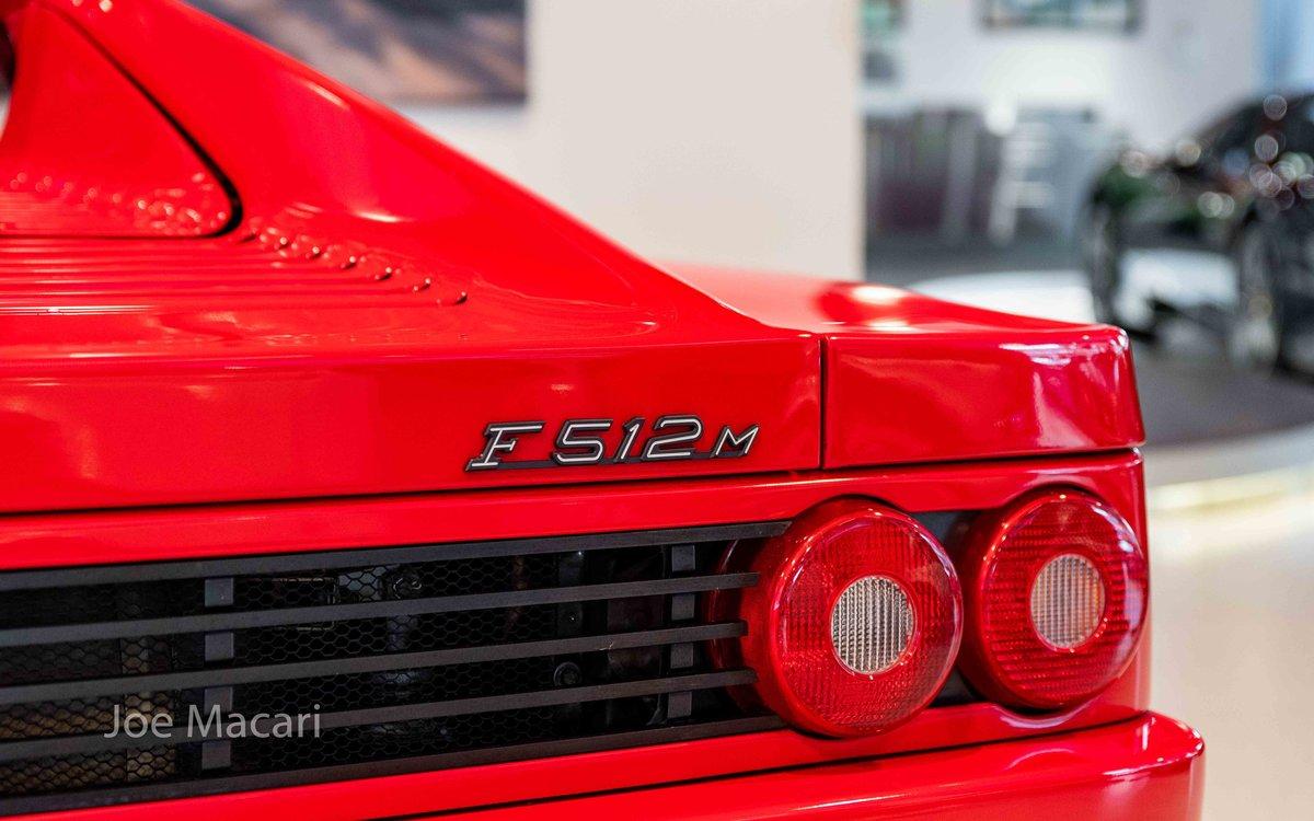 1994 Ferrari 512M For Sale (picture 8 of 15)