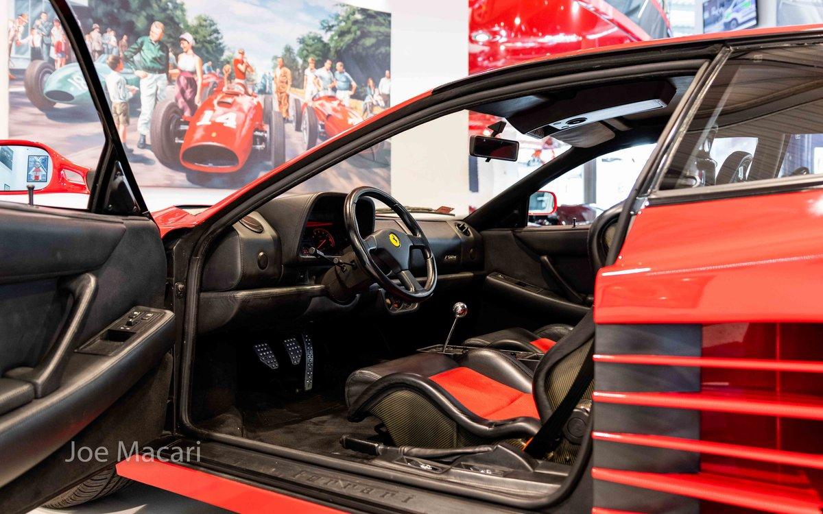 1994 Ferrari 512M For Sale (picture 12 of 15)