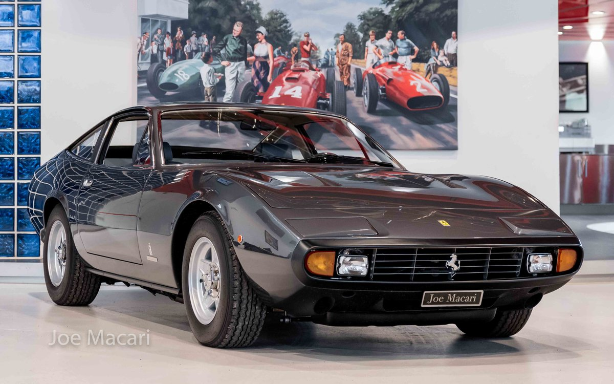 1972 Ferrari 365 GTC/4 ex Jay Kay For Sale (picture 1 of 14)