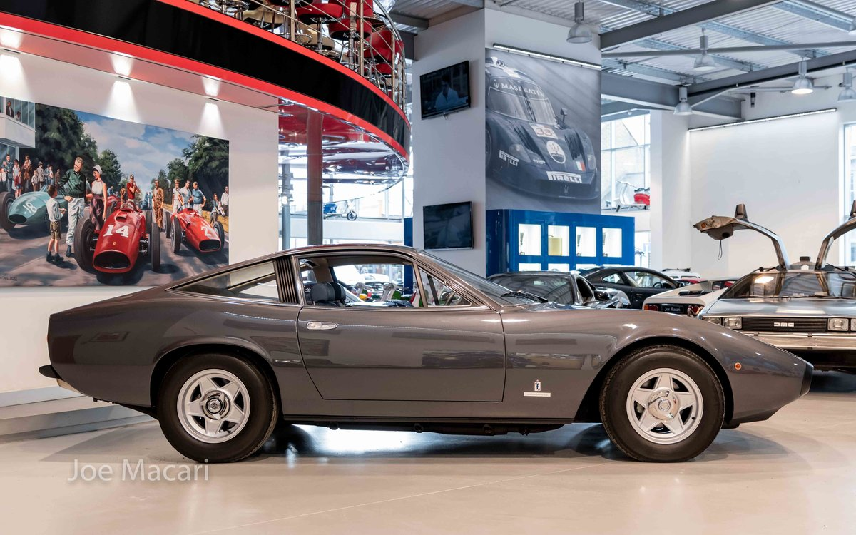 1972 Ferrari 365 GTC/4 ex Jay Kay For Sale (picture 4 of 14)