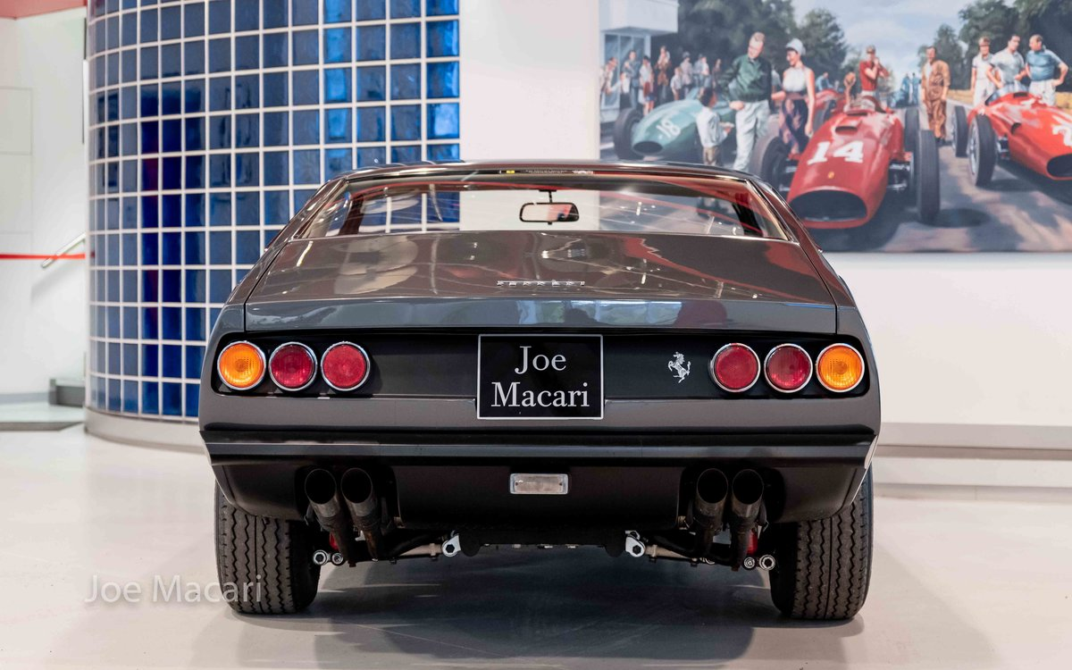 1972 Ferrari 365 GTC/4 ex Jay Kay For Sale (picture 5 of 14)