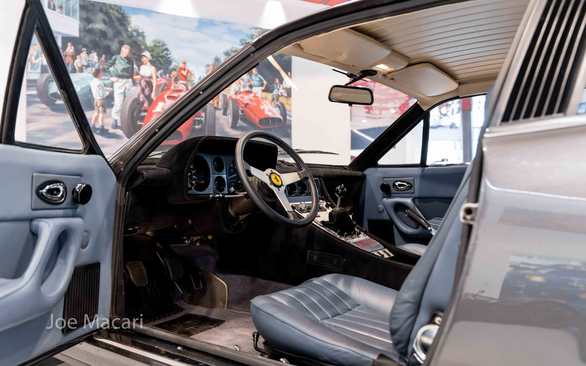 1972 Ferrari 365 GTC/4 ex Jay Kay For Sale (picture 11 of 14)